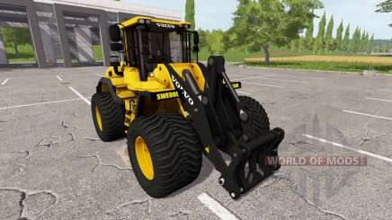 Volvo L60G для Farming Simulator 2017