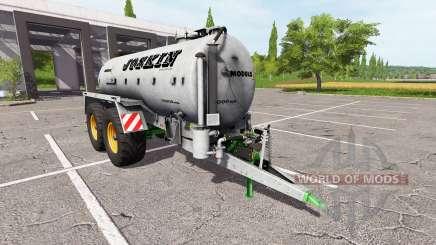 JOSKIN Modulo 2 для Farming Simulator 2017