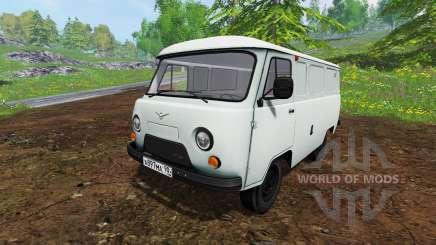 УАЗ-3741 для Farming Simulator 2015