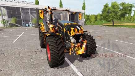 Fendt 936 Vario flammen для Farming Simulator 2017