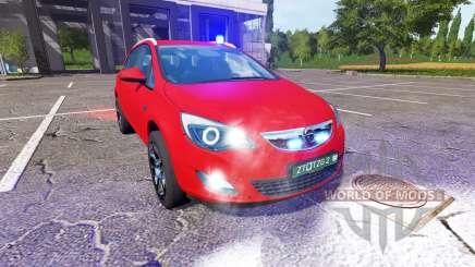 Opel Astra Sports Tourer (J) для Farming Simulator 2017