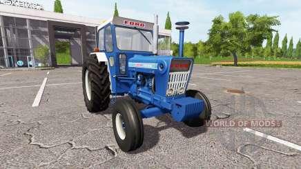 Ford 7000 для Farming Simulator 2017