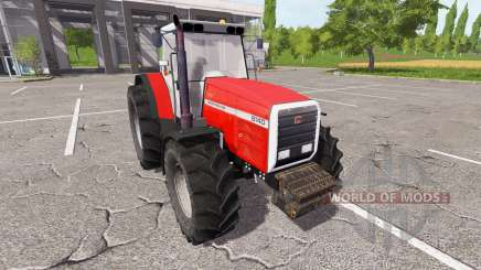 Massey Ferguson 8140 для Farming Simulator 2017