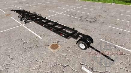 Maurer HT38 для Farming Simulator 2017