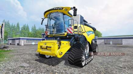 New Holland CR10.90 v2.0 для Farming Simulator 2015