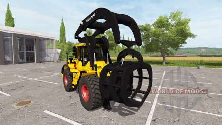 Volvo L180G High-Lift для Farming Simulator 2017