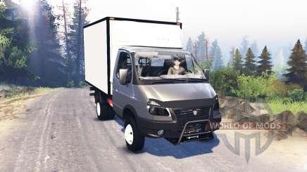 ГАЗ 33027 ГАЗель Бизнес v3.0 для Spin Tires