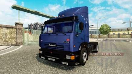 КамАЗ-5460 v5.0 для Euro Truck Simulator 2