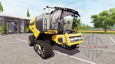 CLAAS Lexion 780 USA Edition для Farming Simulator 2017