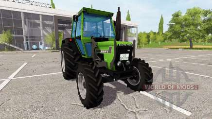 Deutz-Fahr D6207C для Farming Simulator 2017
