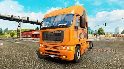 Freightliner Argosy v2.0 для Euro Truck Simulator 2