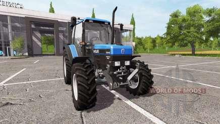 New Holland 5640 для Farming Simulator 2017