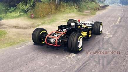 Stadium Car для Spin Tires