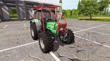 Deutz-Fahr AgroStar 4.71 для Farming Simulator 2017
