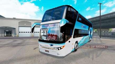 Modasa Zeus 3 для American Truck Simulator