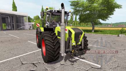CLAAS Xerion 3800 v1.0.2.1 для Farming Simulator 2017