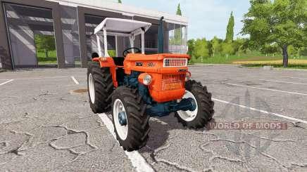 Fiat 500 v1.0.0.3 для Farming Simulator 2017