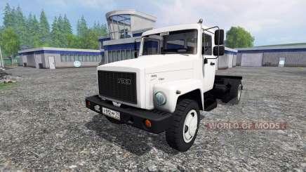 ГАЗ 3309 модульный для Farming Simulator 2015