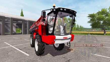 Agrifac Condor для Farming Simulator 2017