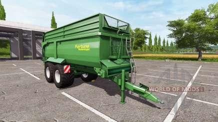 Fortuna FTK 200 для Farming Simulator 2017
