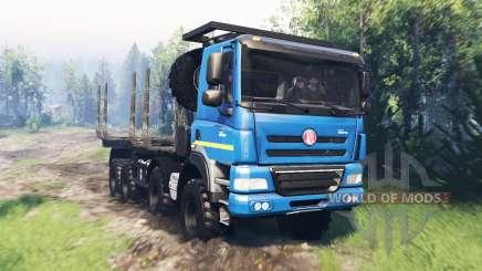 Tatra Phoenix T 158 8x8 v4.0 для Spin Tires