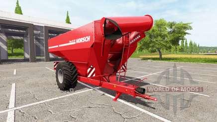 HORSCH Titan 34 UW для Farming Simulator 2017