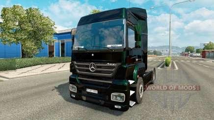 Mercedes-Benz Axor ultimate v3.1 для Euro Truck Simulator 2