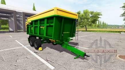 ZDT Mega 13 для Farming Simulator 2017