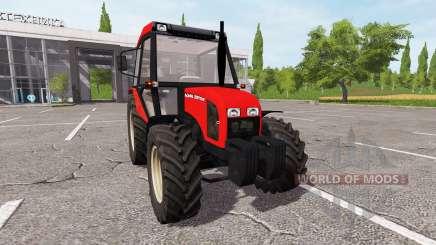 Zetor 6340 для Farming Simulator 2017