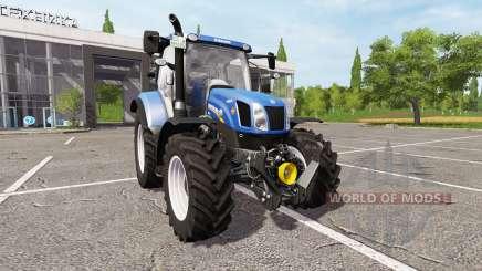 New Holland T6.120 для Farming Simulator 2017