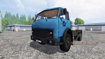 МАЗ 509 фикс для Farming Simulator 2015