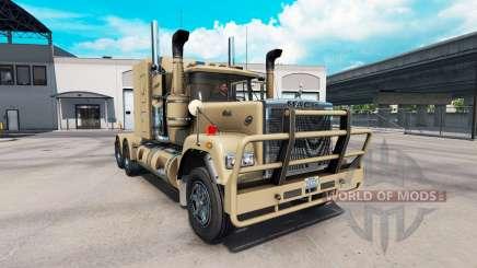 Mack Super-Liner v3.0 для American Truck Simulator