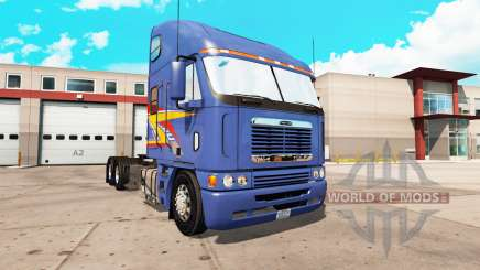 Freightliner Argosy v2.1 для American Truck Simulator