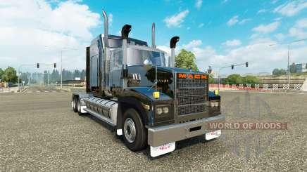 Mack Titan v8.0 для Euro Truck Simulator 2