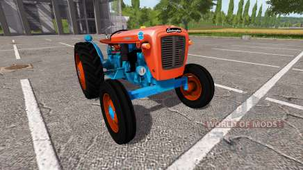 Lamborghini 1R v2.3 для Farming Simulator 2017