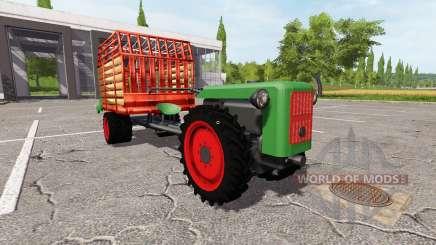 Rapid special для Farming Simulator 2017