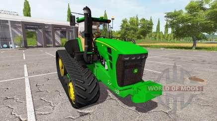 John Deere 9630T для Farming Simulator 2017