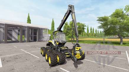 PONSSE ScorpionKing v2.0 для Farming Simulator 2017