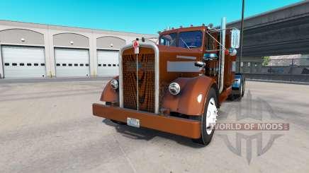 Kenworth 521 для American Truck Simulator