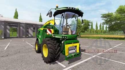 John Deere 8100i для Farming Simulator 2017