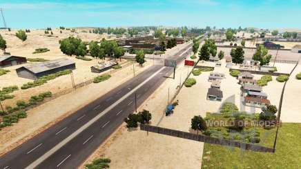 Coast to Coast для American Truck Simulator