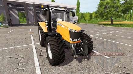 Massey Ferguson 7719 multicolor для Farming Simulator 2017
