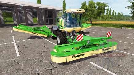 Krone BiG M 500 v1.3 для Farming Simulator 2017