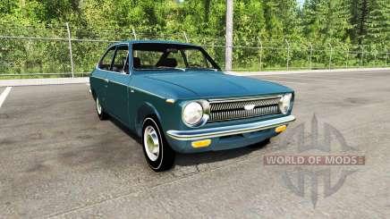 Toyota Corolla Sprinter 1969 v0.9.1 для BeamNG Drive