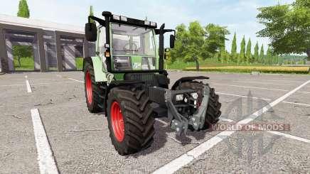 Fendt 380 GTA Turbo v4.0 для Farming Simulator 2017