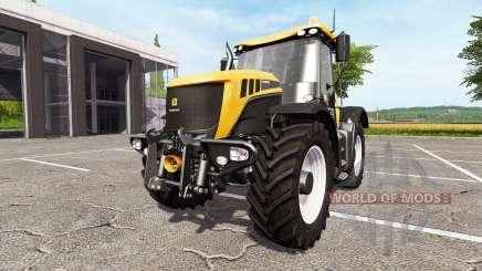 JCB Fastrac 3330 Xtra v1.1 для Farming Simulator 2017