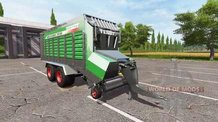 Fendt Varioliner 2440 для Farming Simulator 2017