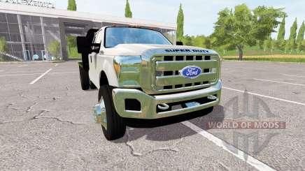 Ford F-550 2013 для Farming Simulator 2017