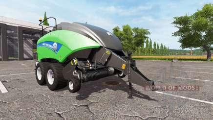 New Holland BigBaler 1290 для Farming Simulator 2017