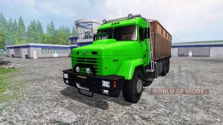 КрАЗ-64431 v1.1 для Farming Simulator 2015